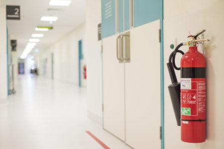 Brandschutz Krankenhaus