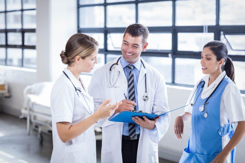 Kommunikation in der Radiologie