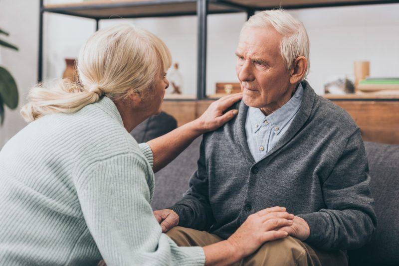 Demenz - Angehörige entlastend begleiten