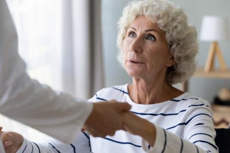 Psychische 1. Hilfe in der Altenpflege