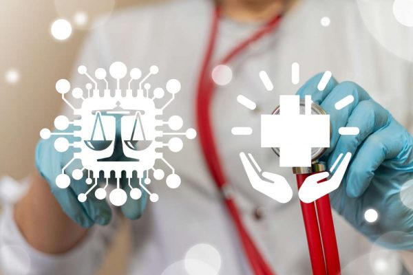 Medical,Law,Concept.,Patient,Data,Justice,Care.,Legal,Medicine,Technology.
