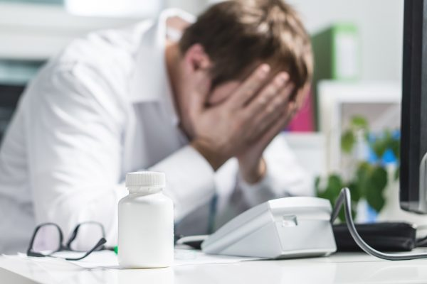 Schadenfall im Gesundheitswesen